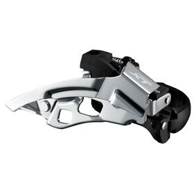 Shimano Deore XT Trekking FD-T8000 Framväxel Conventional djup 3x10 Down Swing svart